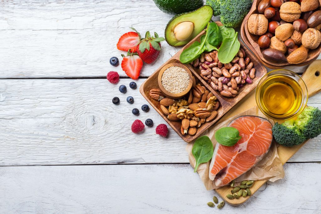 Gut Healthy Nutrition - Foods That Help Digestion